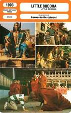 FICHE CINEMA : LITTLE BUDDHA - Reeves,Fonda,Isaak,Bertolucci 1993