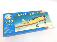 SM801 Smer 1:40 - Fokker Instructor S 11 - model kit - aircraft