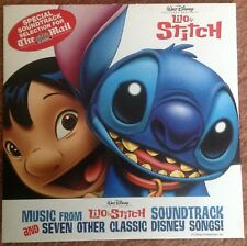 CD - WALT DISNEY LILO & STITCH & SEVEN OTHER DISNEY SONGS - NEWSPAPER PROMOTION