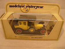 1978 MATCHBOX LESNEY MODEL OF YESTERYEAR 1:48 SC Y-7 YELLOW 1912 ROLLS-ROYCE MIB