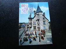 FRANCE - carte 1er jour 10/7/1976 (ussel) (cy15) french