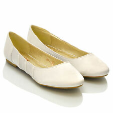 Women's Formal Satin Shoes