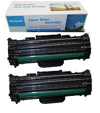2 Toner für Samsung ML-1610D2 ML1610 R ML2010 P ML1615 SCX4521 F DELL1100 3T