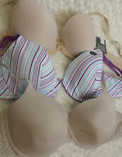 36DD Bra Bundle x3 underwired bras inc.FREYA ladies lingerie (434)