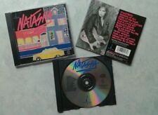 NATASHA self titled FEMALE VOCAL  1991 CD Chesky seven angels NIGHTBIRD
