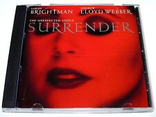 cd-album, Sarah Brightman / Andrew Lyd Webber - Surrender