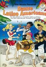 Latin American Dances For Guitar(S) Vito Nicola Paradiso  Curci Guitar Solo