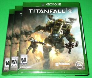 Lot of 3 Titanfall 2 Microsoft Xbox One *New *Sealed *Free Shipping!