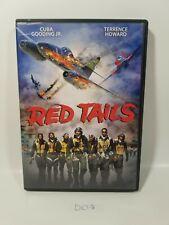 Red Tails DVD Widescreen Cuba Gooding Jr. Terrence Howard - D10-8