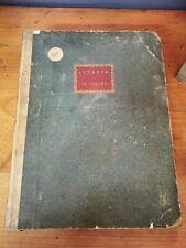 Méthode de violon Baillot Rode et KREUTZER rare EO 1802 livre ancien partition