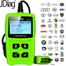 New Automotive OBD Code Reader OBD2 Scanner Car Diagnostic Tool JDiagJD101 Green