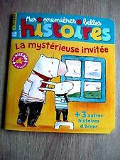MES PREMIERES BELLES HISTOIRES  N° 242  JANVIER  2021  /  LA MYSTERIEUSE INVITEE
