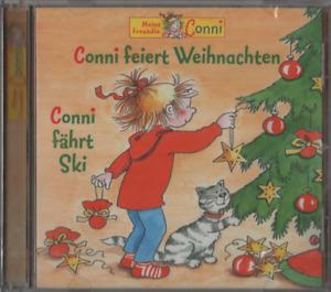 Conni feiert Weihnachten & Conni fährt Ski - CD - Hörspiel