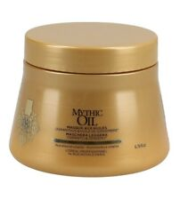 L'Oreal Mythic Oil Masque 200ml - Normal To Fine Hair ( Free & Fast Delievery )