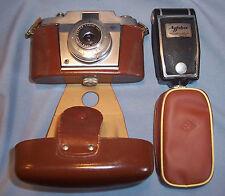 Agfa Ansco Memar Silette Color Apotar 2.8 Pronto Type 3 35mm Photo Picture Camer
