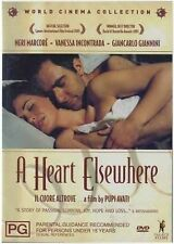 Heart Elsewhere A (DVD, 2004) // subtitles // category stickers on sleeve