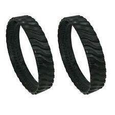 Zodiac MX Tyre Twin Pack - X Trax MX6 MX8 Pool Cleaner Genuine Track