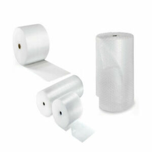 Small Large Bubble Wrap Rolls Eco Moving Packing 5m 10m 20m 30m 50m 100m METRE