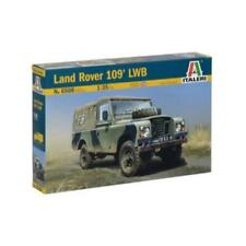 Car Model Building Kit Italeri Land Rover 109 LWB 1 35