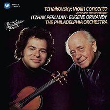 Itzhak Perlman - Tchaikovsky Violin Concerto and [CD]