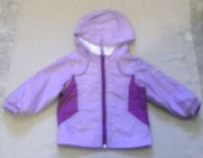 Columbia Toddler Girl's Hooded Jacket Mauve / Purple Colour GUC Size 2T Toddler