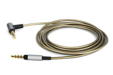 Silver plated Audio Cable For SONY MDR-1000X/1000XM2 XM3 WH-H800 WH-H900N