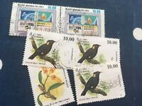Ceylon Sri Lanka loose stamps and on album pages direct from estate unchecked !!