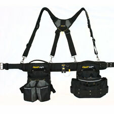 Electrician Suspension-Rig Apron Padded Tool-Belt Holster Strap Pocket Pouch Bag