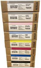 Genuine Epson Ink Cartridges For Stylus Pro 7800/9800/7880/9880