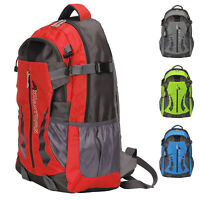 40L Waterproof Outdoor Sports Backpack Travel Hiking Camping Rucksack Bag Hot