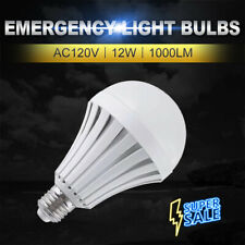 4X 12W LED Smart Light Bulbs E27 Rechargeable Emergency Lighting Lamp Magic Bulb