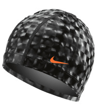 Nike Unisex Adult SYNTHETIC SWIM CAP  82% poly black