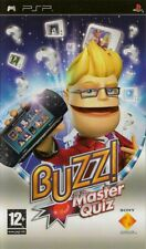 Buzz Master Quiz PSP playstation jeux games spelletjes 2962