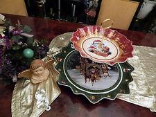 riesige Etagere Tafelaufsatz 2stufig Villeroy & Boch Toys Fantasy Weihnachten 1
