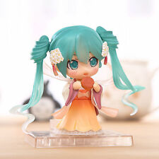 Nendoroid #539 VOCALOID Hatsune Miku moon cake Ver. Figure Mini PVC Figure  CYD