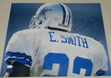 EMMITT SMITH AUTOGRAPHED SIGNED DALLAS COWBOYS 16x20 PHOTO JSA + PROVA