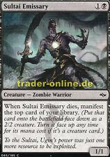 4x sultai emissary (ministro plenipotenciario de la sultai) Fate Reforged Magic