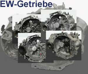 Getriebe GDL, GKT, FDM, JFM VW SEAT SKODA 1.4 Benzin 5-Gang