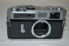 Canon-7 Vintage 1965 Japanese Rangefinder Camera. Serviced. No.802816. UK Sale