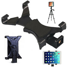 TABLET TRIPOD MOUNT ADAPTER CLAMP HOLDER FOR iPAD 2 3 4 AIR MINI WITH BLUETOOTH