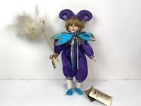 """Seymour Mann Doll Collectors Guild Jester 17"""""""