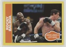 2016 Topps Rocky 40th Annivesary #268 Balboa Dixon Lands a Left Hook Card 0w6