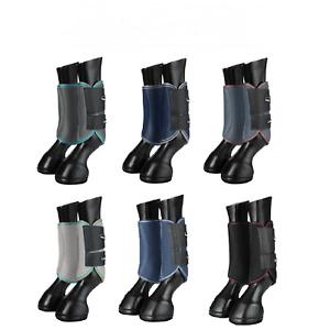 Le Mieux Carbon Mesh Wrap Boots
