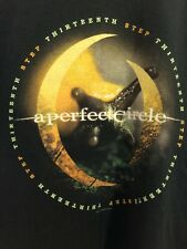 A Perfect Circle 13th Step 2003 concert tour T shirt metal industrial Size Small