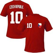 Bequem sitzende Herren-T-Shirts mit Rundhals Fußball