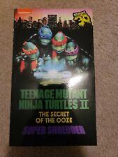NECA SUPER SHREDDER Teenage Mutant Ninja Turtles 2 Secret of the Ooze 30th TNMT