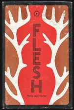 Fiction: FLESH by Philip Jose Farmer. 1969.1st UK edition.