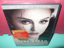 EL CISNE NEGRO - PORTMAN - BLU-RAY + DVD - NUEVO