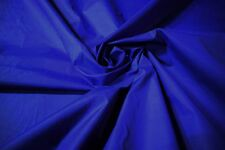 """Royal Blue Print Quilting Fabric Craft Apparel Upholstery 45"""" Wide #70"""