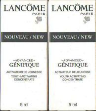 LANCOME ADVANCED GENIFIQUE YOUTH ACTIVATING CONCENTRATE 2 x 5ml - 30ml BNIB